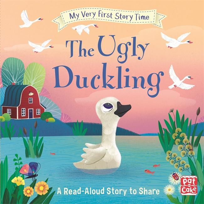 The Ugly Duckling Fairy Tale