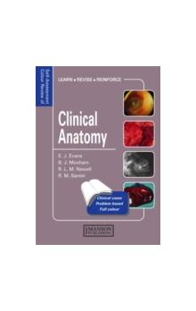 Clinical Anatomy : Self-Assessment Colour Review Self-Assessment Colour Review