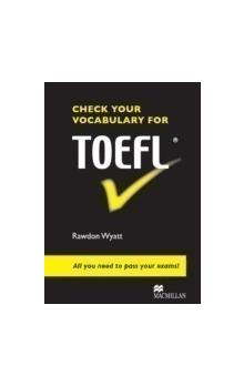 Check Your Vocabulary for Toefl Student&#39s Book