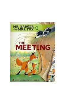 The Meeting: Mr Badger and Mrs Fox