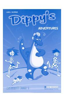 Dippy&#39s Adventures 1 Activity Book