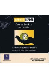 Market Leader Elementary Class CD 1-2 : Business English