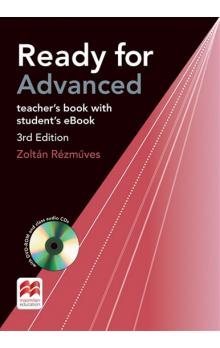 Ready for Advanced Teacher book 3rd edition + eBook Teacher´s Pack
