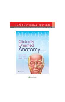 Clinically Oriented Anatomy, 8th ISE ed.