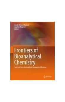 Frontiers of Bioanalytical Chemistry *