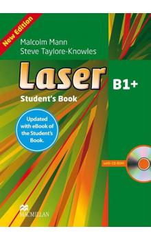 Laser (3rd Edition) B1+: Student´s Book & eBook