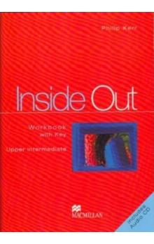 Inside Out: Upper Intermediate : Workbook Pack with Key