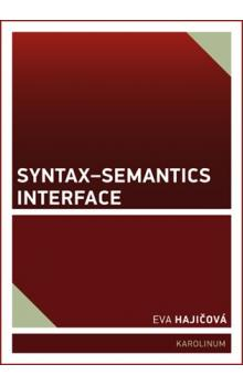 Syntax-Semantics Interface