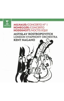 MILHAUD & HONNEGER: CELLO CONCERTOS