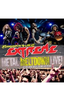PORNOGRAFFITTI LIVE 25 / METAL MELTDOWN (CD+BLU-RAY)