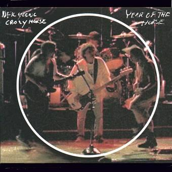 YEAR OF THE HORSE (LIVE) - YOUNG NEIL [CD album]