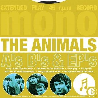 A'S, B'S AND EP'S - ANIMALS THE [CD album]