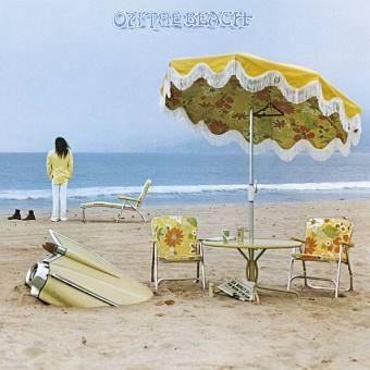 ON THE BEACH - YOUNG NEIL [CD album]