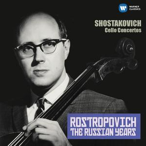 THE RUSSIAN YEARS: SHOSTAKOVICH CELLO CONCERTOS