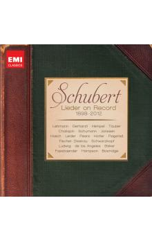 LIEDER ON RECORD (1989-2012) - LIMITED