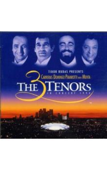 3 TENORS LA CONCERT (CD+DVD) - DIGIPACK