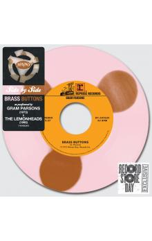 RSD - BRASS BUTTONS (SIDE BY SIDE 7&#39&#39 SINGLES)