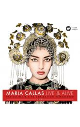 MARIA CALLAS: LIVE AND ALIVE !