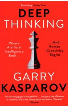 Deep Thinking -- Where Artificial Intelligence Ends and Human Creativity Begins