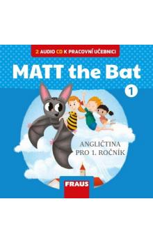 MATT the Bat 1 CD k učebnici /2ks/ -- CD