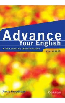 Advance Your English: Coursebook