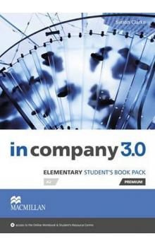 In Company 3.0: Elementary: Student´s Book Pack Premium