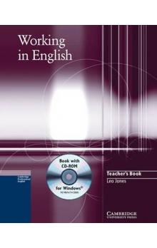 Working in English: Teacher´s Book with CD-ROM for Windows