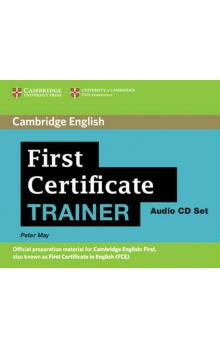 First Certificate Trainer: Audio CDs (3)