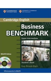 Business Benchmark Upper Intermediate: Student´s Book with CD ROM BULATS