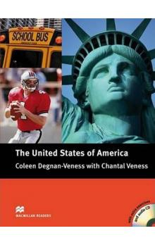 Macmillan Readers Pre-Intermediate: The United States Book with CD