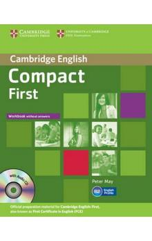 Compact First: Workbook without Answers with Audio CD