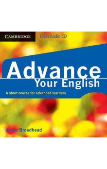 Advance Your English: Class Audio CD