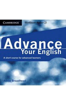 Advance Your English: Workbook Audio CD