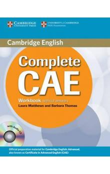 Complete CAE: Workbook without answers
