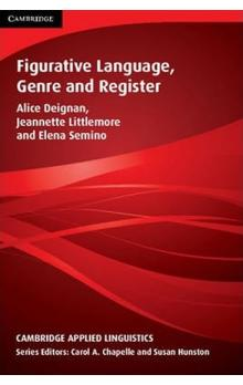Figurative Language, Genre and Register: Hardback
