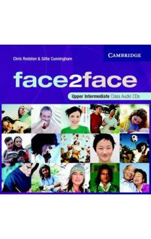 face2face Upper-Intermediate: Class Audio CDs (3)