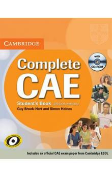 Complete CAE: Student´s Book without answers