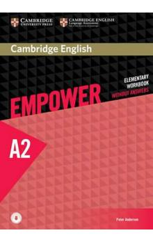 Empower A2 Elementary Workbook without Answers with Online Audio