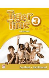 Tiger Time 3: Activity Book