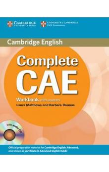 Complete CAE: Workbook with answers
