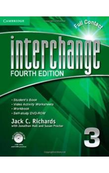 Interchange Fourth Edition 3: Full Contact with Self-study DVD-ROM