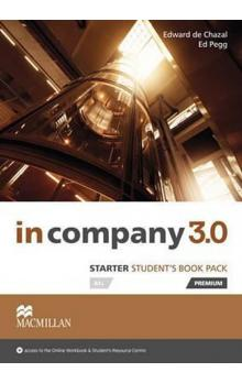 In Company Starter 3.0.: Student´s Book Pack