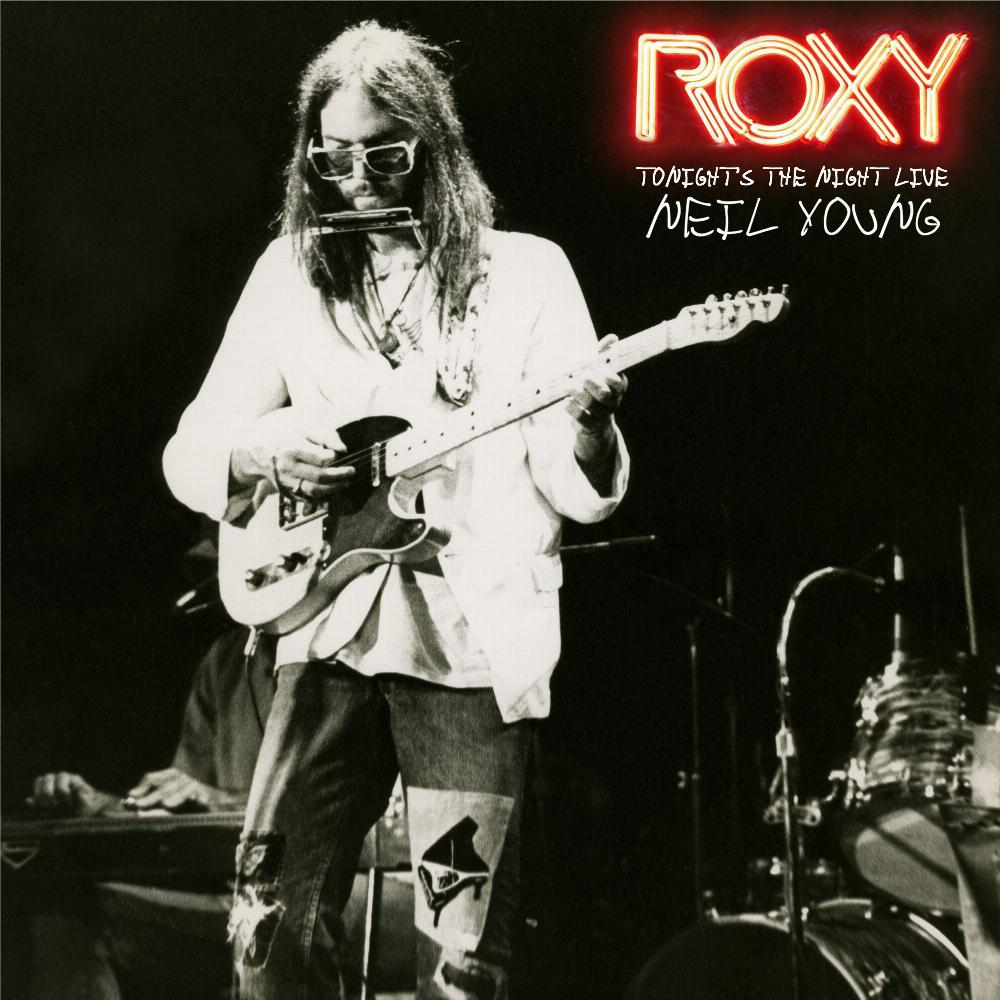 ROXY - TONIGHT'S THE NIGHT LIVE - Young Neil [CD album]