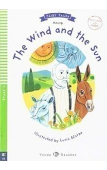 Young Eli Readers Stage 4 (cef A2): The Wind and the Sun with Multi-ROM