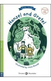 Young Eli Readers Stage 4 (cef A2): Hansel and Gretel with Multi-ROM