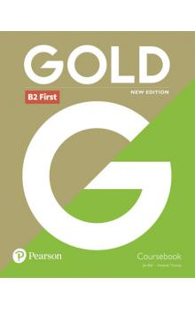 Gold B2 First 2018 Coursebook