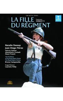 DONIZETTI: LA FILLE DU REGIMENT (BLU-RAY)