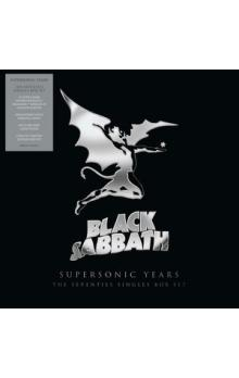 BLACK SABBATH – SUPERSONIC YEARS: THE SEVENTIES SINGLES BOX SET