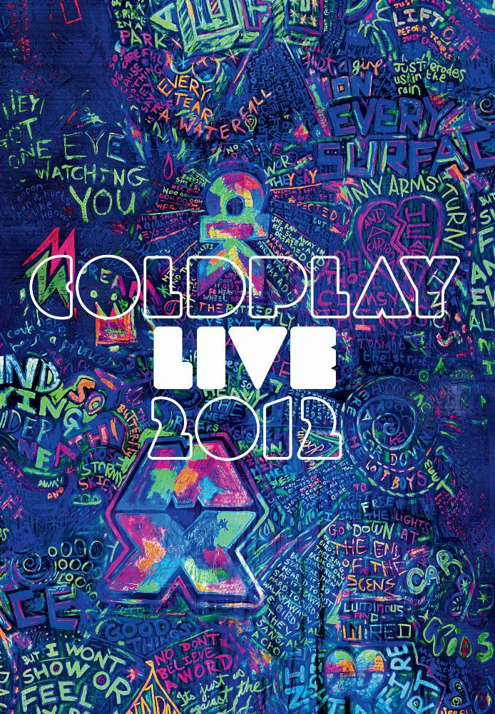 LIVE 2012 (BLU-RAY+CD) - LIMITED
