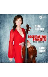 RACHMANINOV, PROKOFIEV: CELLO SONATAS
